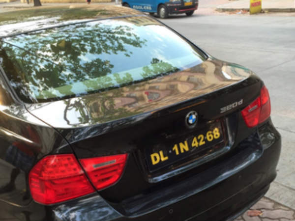 Different Car Registration Number Plates In India Drivespark