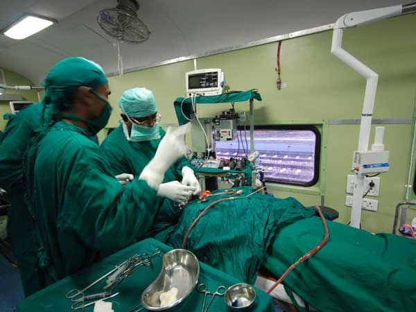 Two Operation Theatres