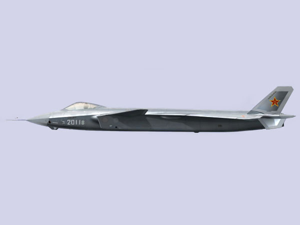 Chinese Menace 2 - Chengdu J-20: Is India Ready?