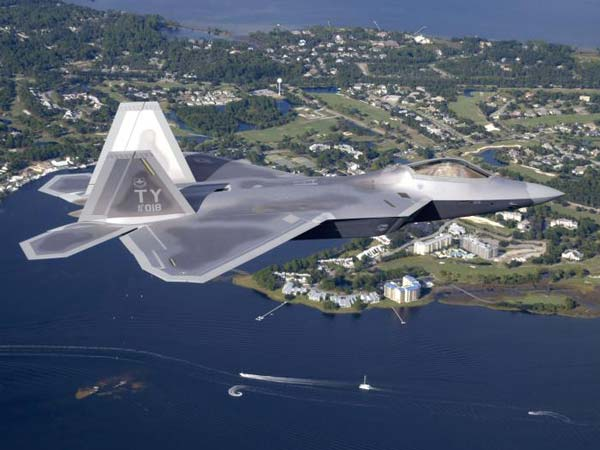 The Future Is Here -  F-22 Raptor