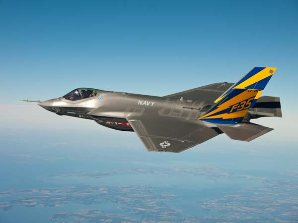 The Future Is Here - F-35 Lightning II