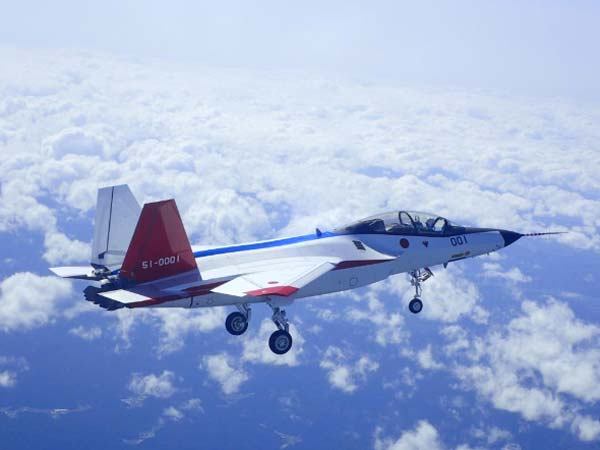 Japan Joins The Club - Mitsubishi X-2 Shinshin