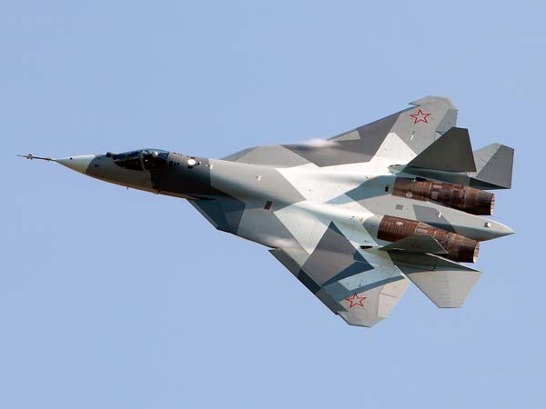 The Indian Double Hit - Sukhoi/HAL FGFA