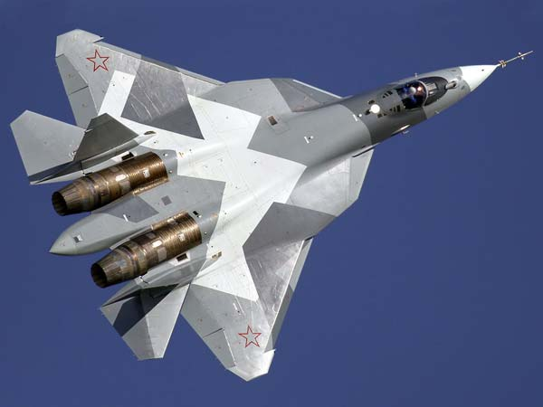 When In Trouble Turn To Russia - Sukhoi PAK FA