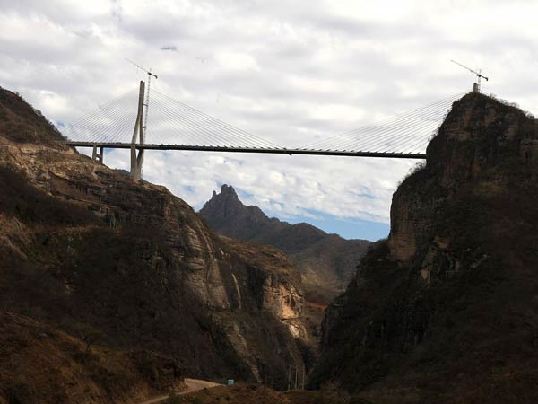 4. Baluarte Bridge