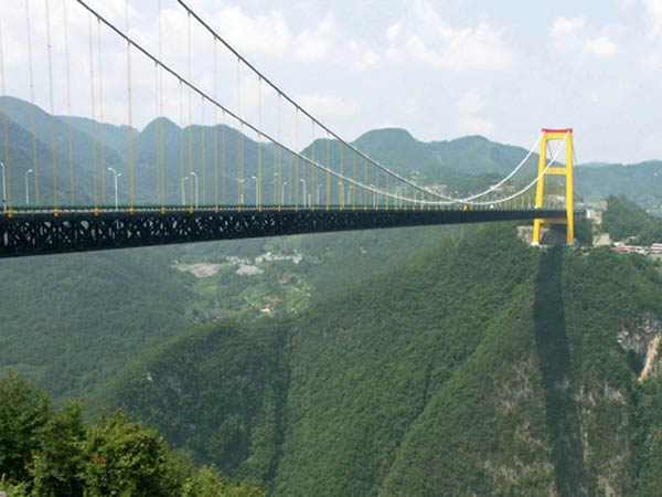 9. Lishui River Bridge
