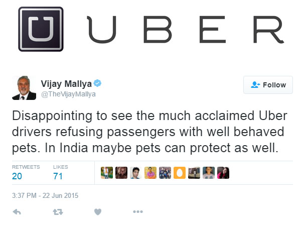 His Exact Opposite - The Uber Hater