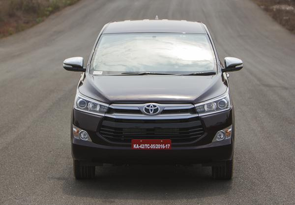 Toyota Innova Crysta Automatic Test Drive Review ...