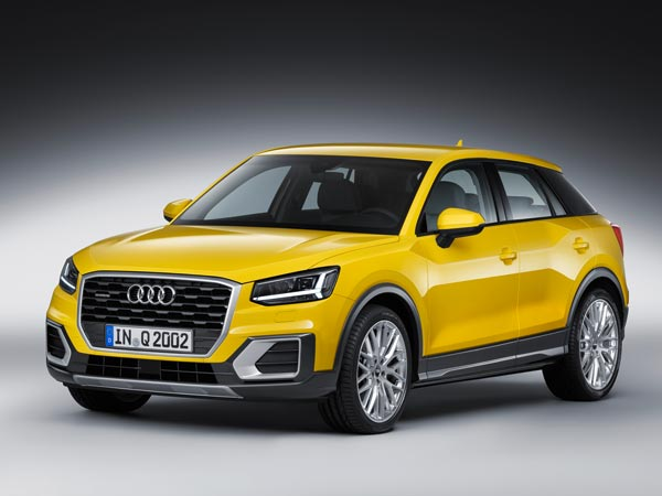 Audi Q2: Company Looking To Target First Time Luxury SUV Buyers