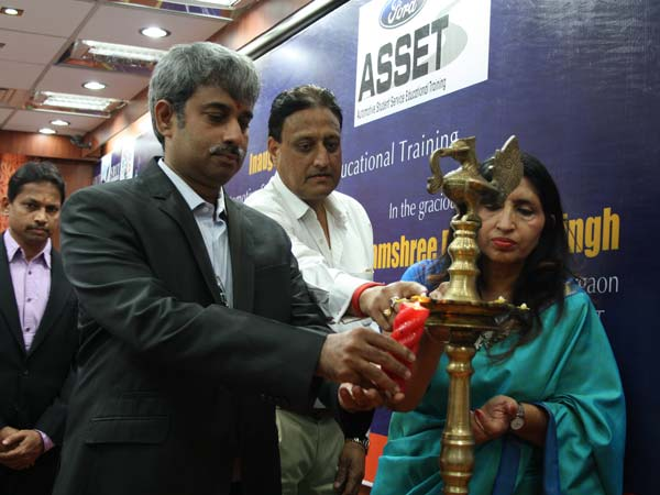 ford asset centre launched in haryana