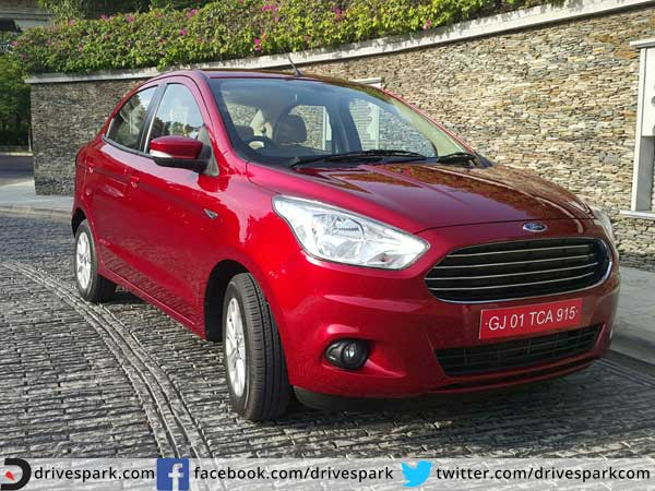 ford aspire production