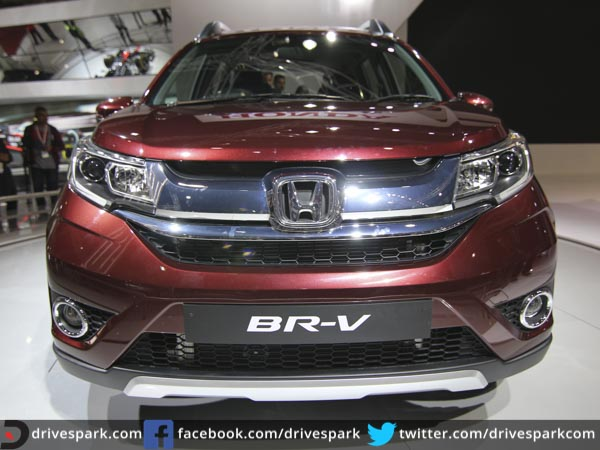 honda br-v: 5 importants things to know