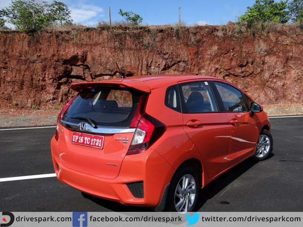 honda jazz automatic quick review