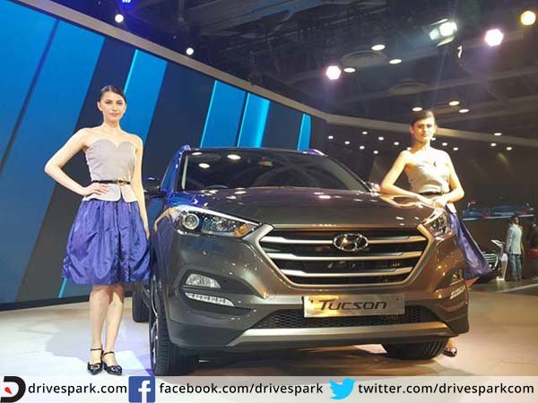 Upcoming Cars In India: Hyundai Tucson