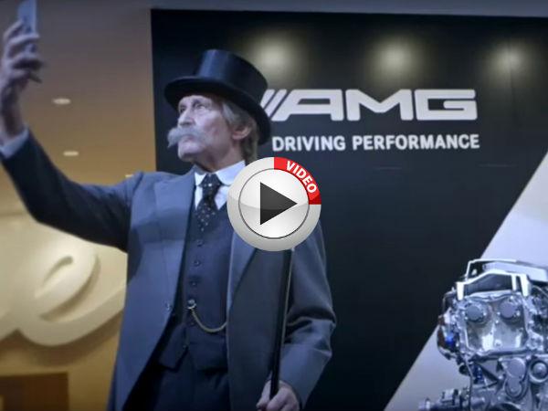 Karl Benz: Mercedes Resurrect Karl Benz, Show They Have A Sense Of