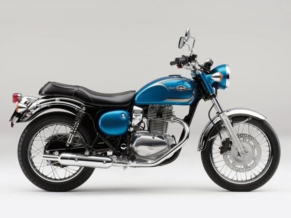 Kawasaki Estrella  Launch In India
