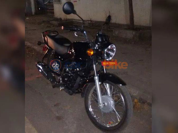 mahindra 155cc engine test bike