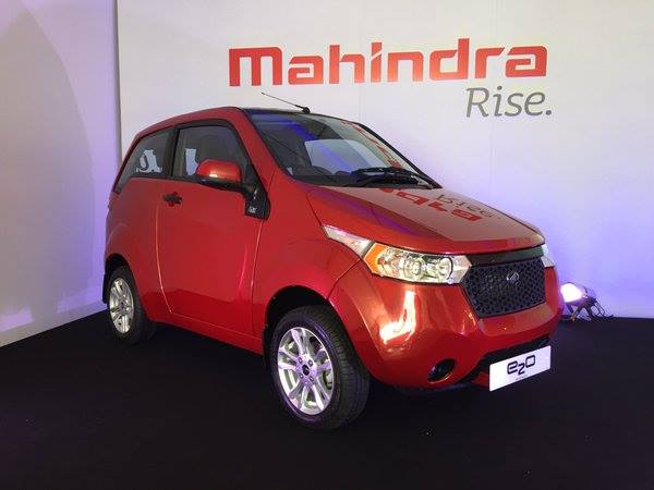mahindra e2o uk