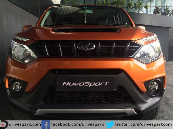 mahindra nuvosport first look review