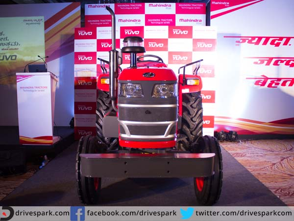 mahindra yuvo bangalore launch