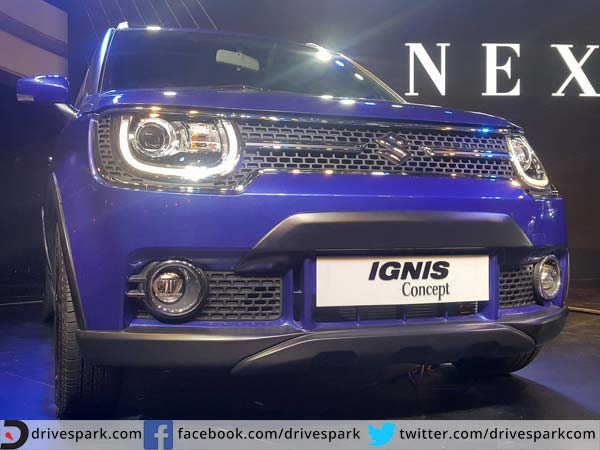 Upcoming Cars In India: Maruti Ignis