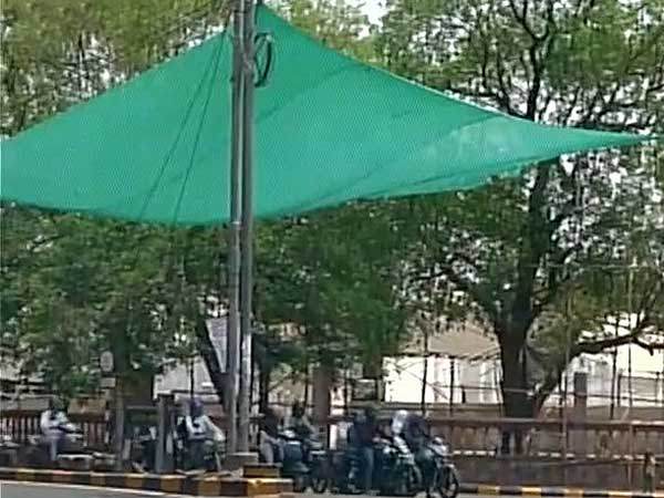 Nagpur: The City Does An Intelligent Jugaad To Keep Its Motorists Cool This Summer