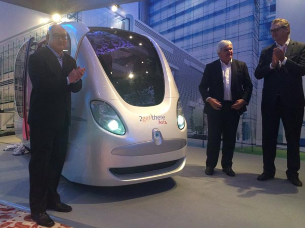 driverless pods singapore