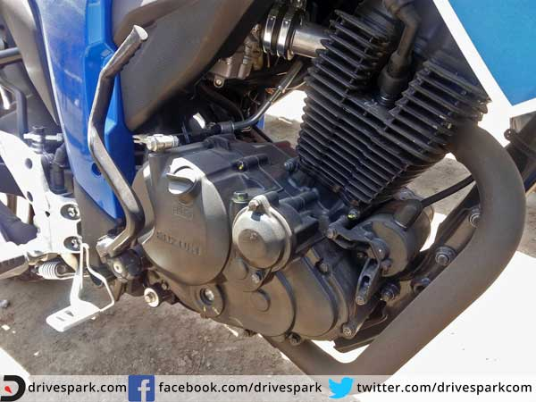suzuki gixxer fuel injection