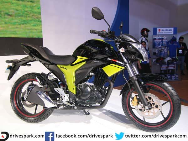 Suzuki Gixxer 2016 Model Launching In India On April 15 Drivespark