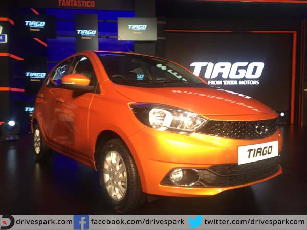 tata tiago launch