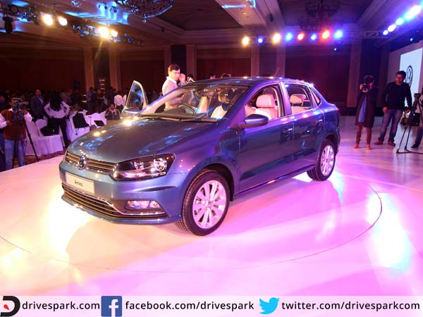 Upcoming Cars In India: Volkswagen Ameo
