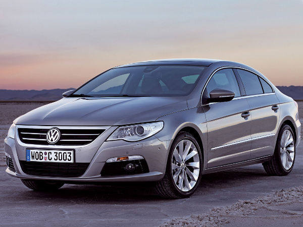 volkswagen passat with 2.0-litre diesel engine