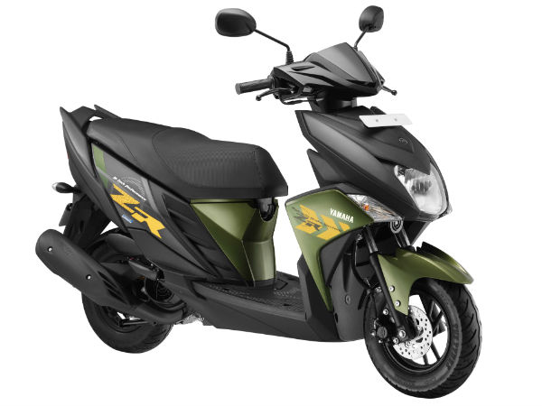 Yamaha India Launches Cygnus Ray ZR & Deliveries In May