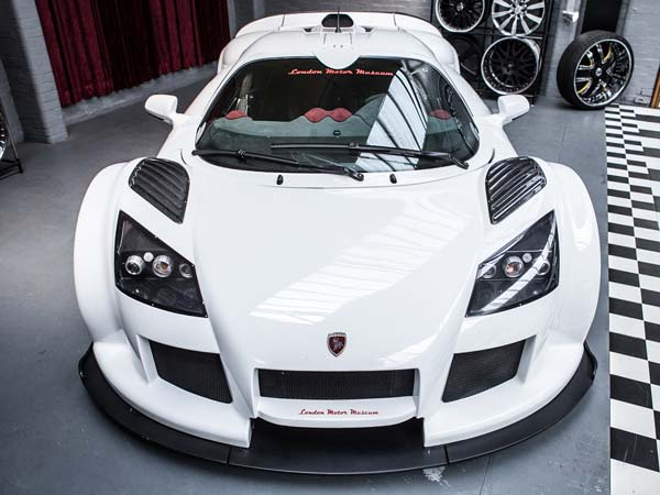 10. Gumpert Apollo