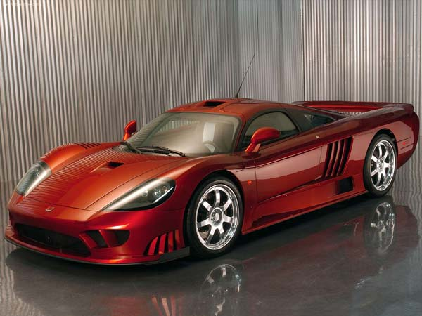 5. Saleen S7 Twin Turbo
