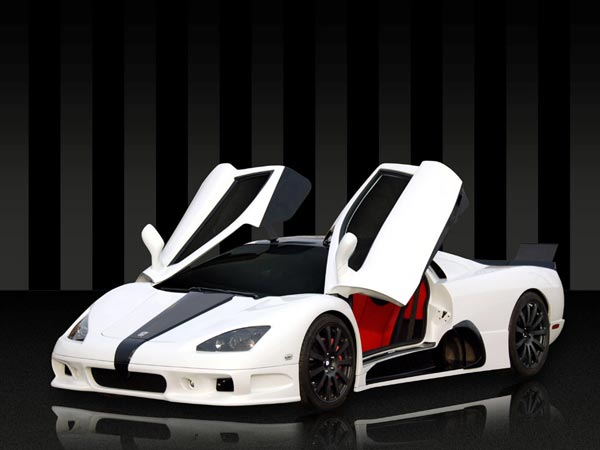 4. SSC Ultimate Aero