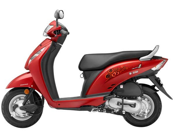 2016 Honda Activa-i Launched In India For Rs. 50,255