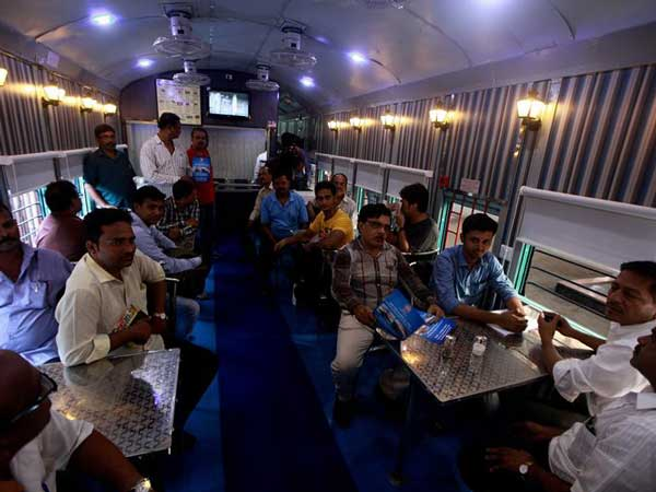 The Dining Car: A Throwback To The Raj