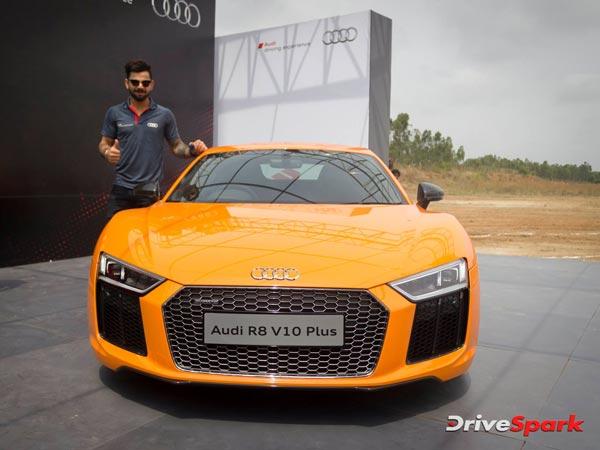 Audi India Range Drive Organized In Bangalore DriveSpark News - Audi india