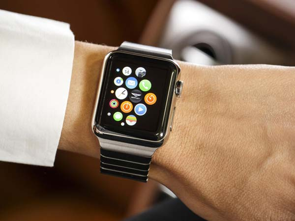 bentley bentayga apple watch