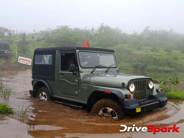 Top 10 Off-Roading Vehicles In India 2016