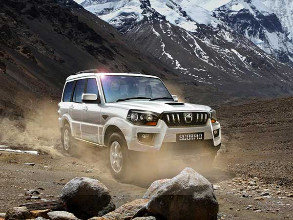 Top 10 Off Roading Vehicles In India 2016