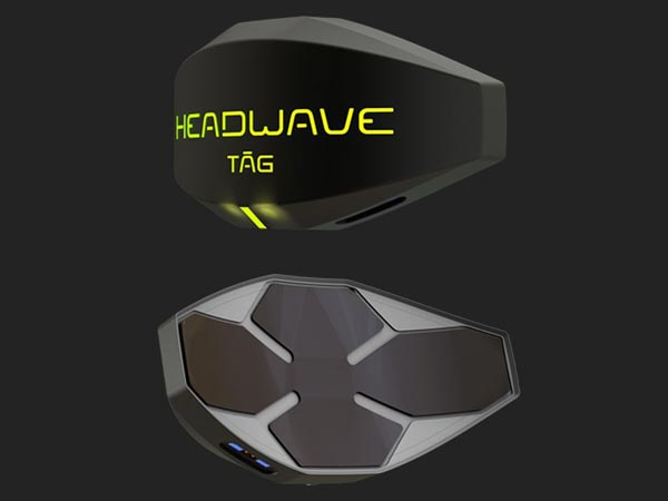 headwave tag audio accessory