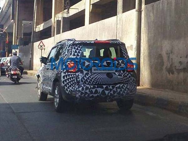 jeep renegade mumbai test spied