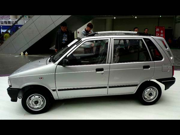 Maruti 800 Is The Cheapest Car In China