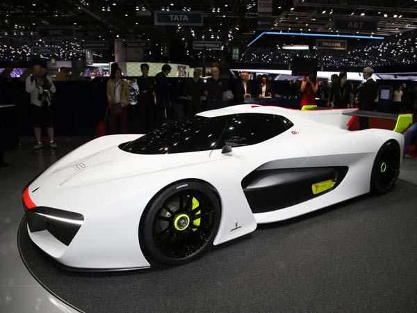 Pininfarina Amp Mahindra To Work On Electric Sports Car