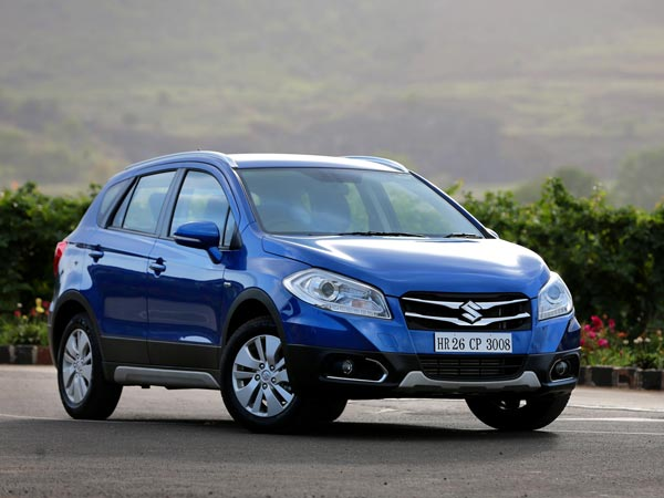 maruti s cross recall