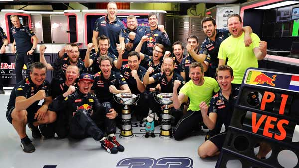 max verstappen first win