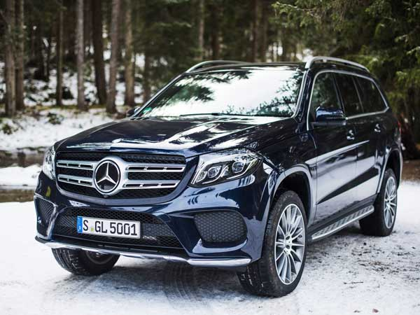Mercedes Benz Gls India Launch Scheduled For May 18