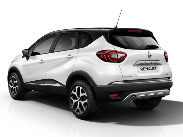 renault kaptur india import